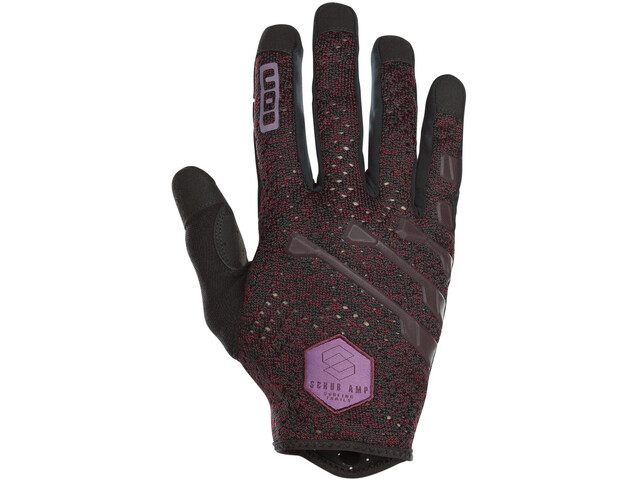 ION Scrub AMP Gants, pink isover